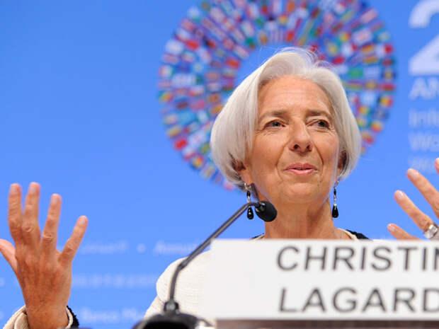 МВФ посоветовал России стать Украиной