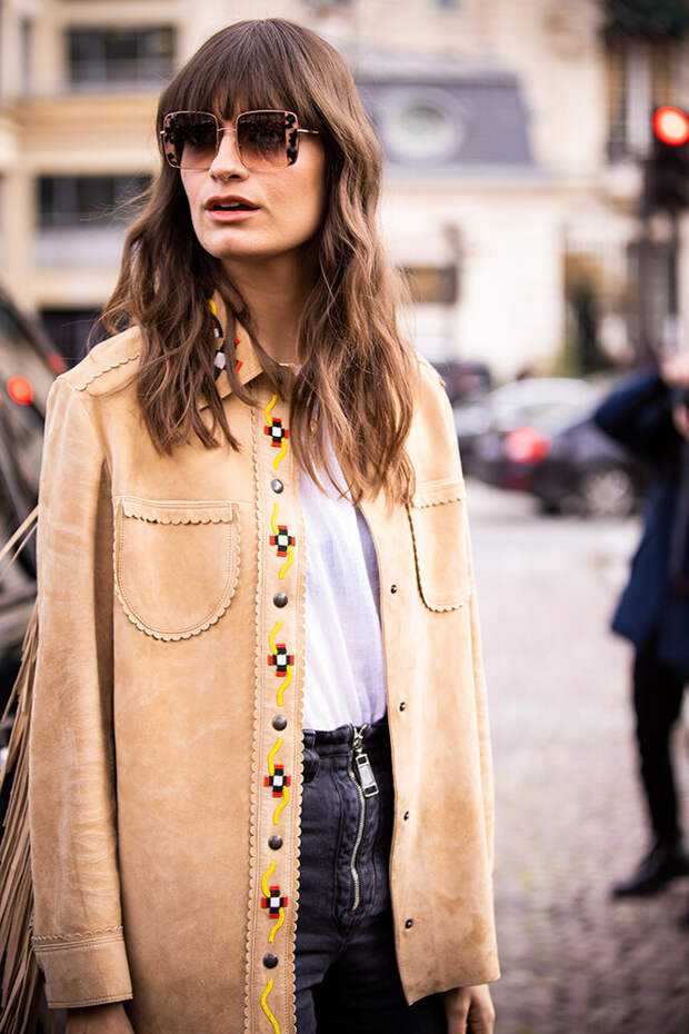 Как носить кожу летом и не париться (во всех смыслах) – рассказывает стилист