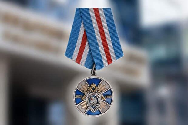 СК наградит заступившегося за девушку в метро медалью «Доблесть и отвага»