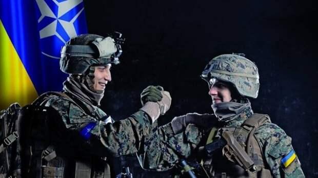 НАТО не защитит Украину в случае войны с Россией – адмирал США