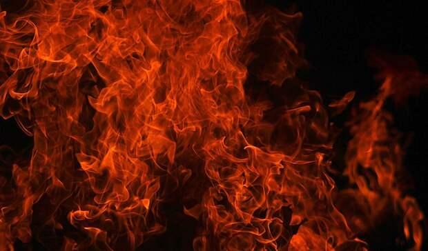 Под Томском в пожаре скончались две женщины
