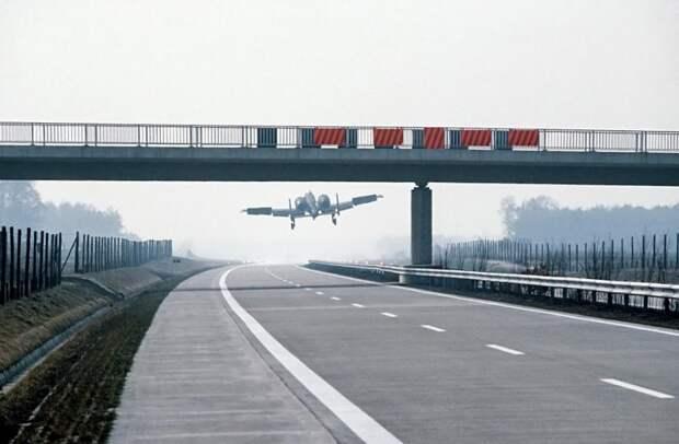 Немецкий автобан - Почему предельная скорость не опасна?