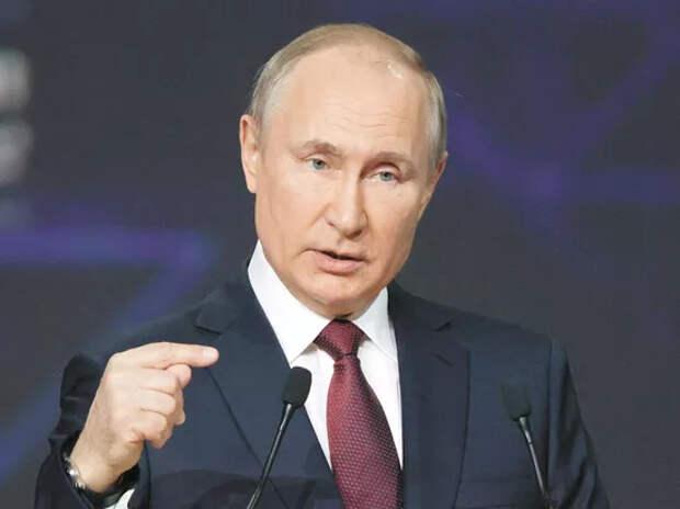 В словах Путина обнаружилась пропасть между властью и народом