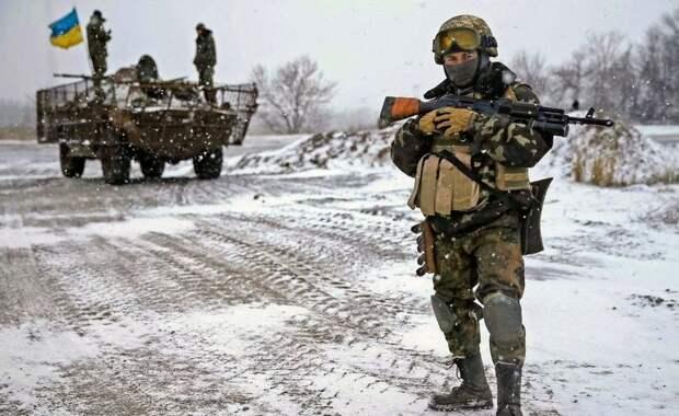 Подчиненные в бешенстве расстреляли командира ВСУ