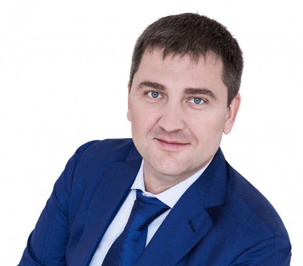 Дмитрий Ламейкин: счастья и благополучия в новом году!