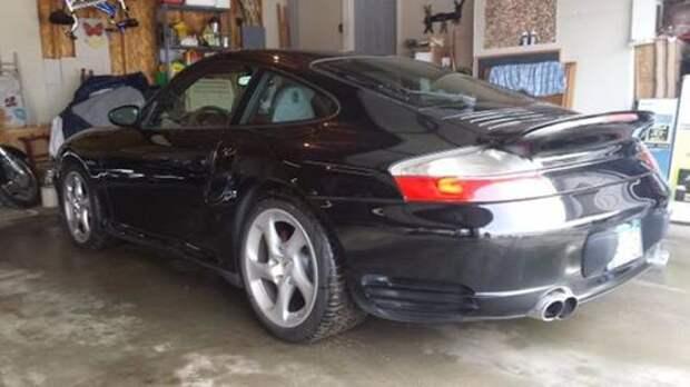 Мастер выживания: Porsche 911 Turbo с астрономическим пробегом