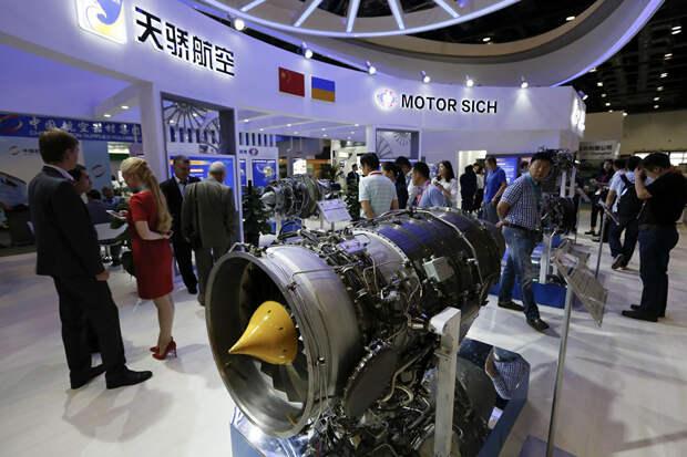 """Китайский инвестор """"Мотор Сич"""" высказался по поводу национализации Украиной предприятия"""