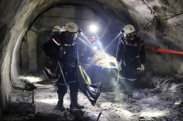 Тела трех горняков нашли в одной из шахт Кемеровской области
