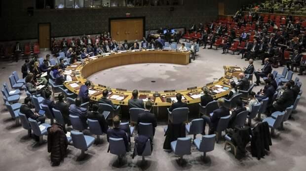 США заблокировали принятие заявления Совбеза ООН по Палестине и Израилю