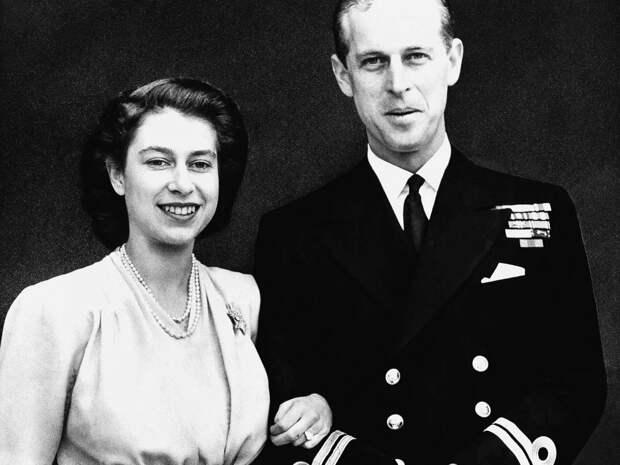 Как принц Филипп полвека изменял королеве Елизавете