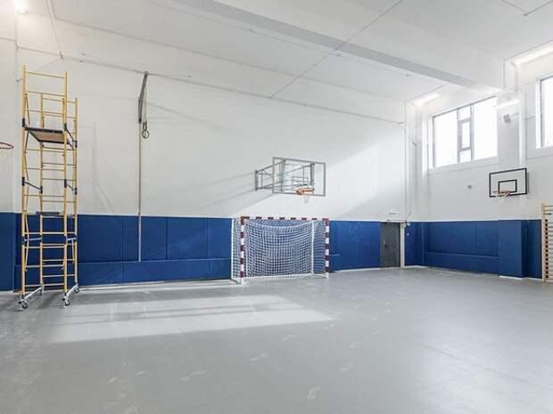 В Хорошево-Мневниках построят школьный корпус с IT-полигоном и лабораториями