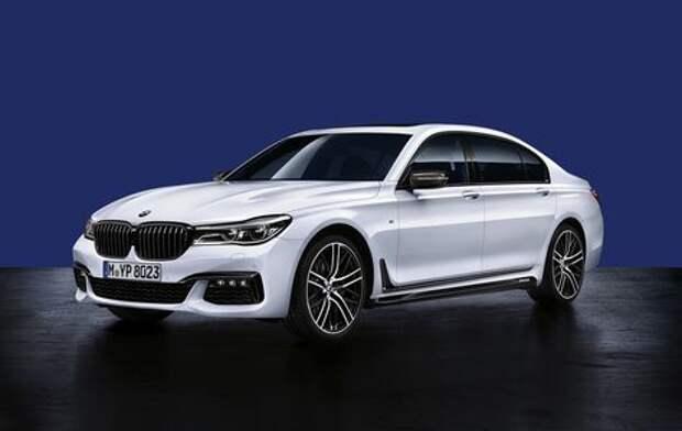 BMW 7-й серии потеряет двери