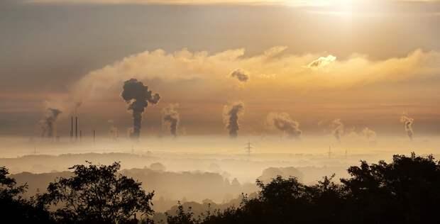 Стали известны регионы России с самым грязным воздухом