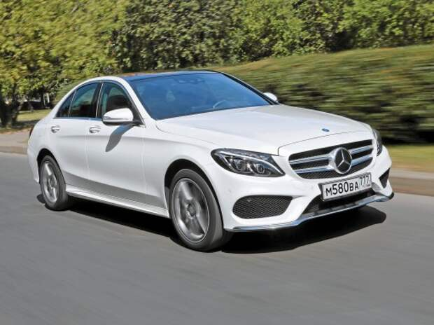 Mercedes-Benz C-класса: самодвижущийся экипаж