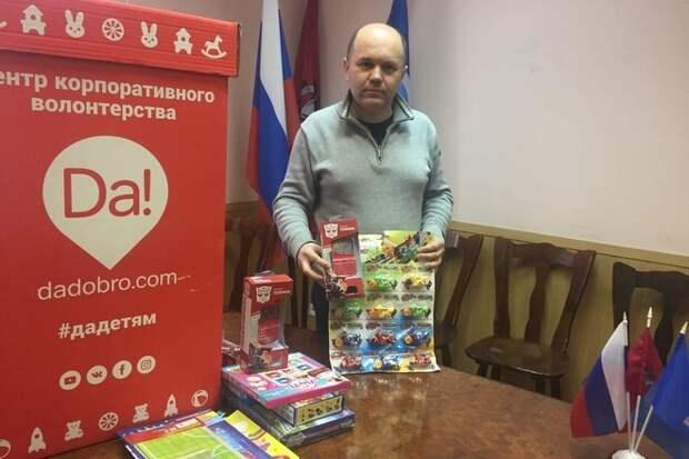 Депутат получил выстрел в лицо при обходе населения в Москве