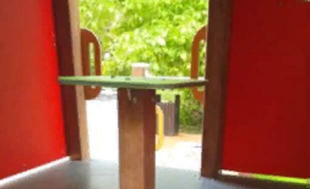 Детскую площадку во дворе дома на Авиамоторной привели в порядок — Жилищник