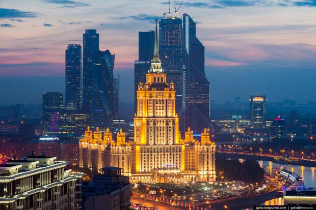 The Times: Москва — блестящая пустышка, утратившая душу