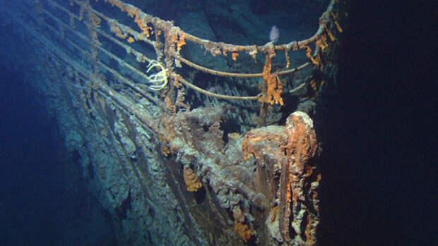 Десять малоизвестный фактов о лайнере «Титаник»