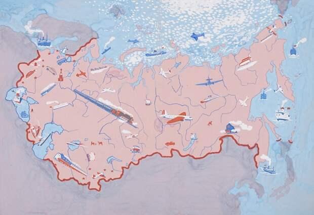 Запад и Россия: пределы границ конфликта