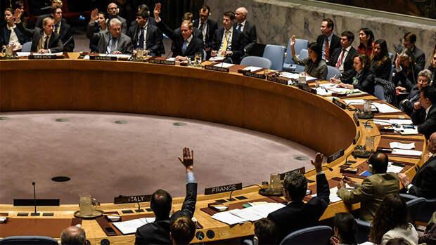 Источник сообщил об участии Израиля и Палестины в заседании Совбеза ООН