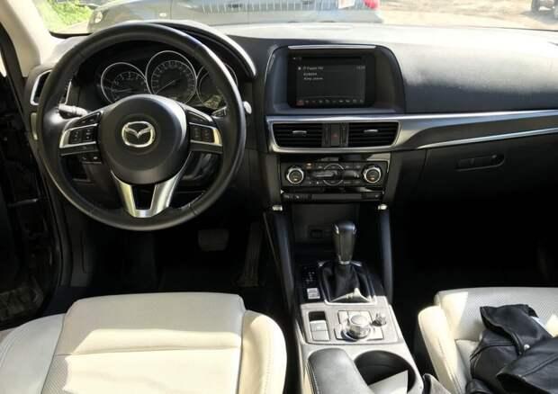 Основные причины, почему Mazda CX-5 лучший японский кроссовер.
