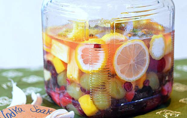 Делаем сами фруктовую водку