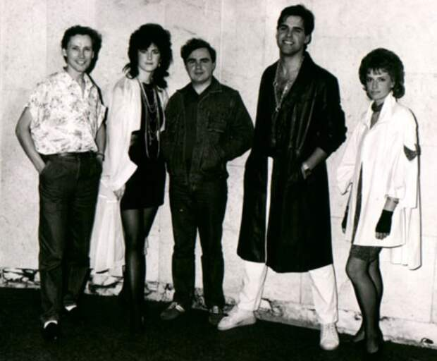 Группа *Мираж*, 1987 | Фото: howstar.ru