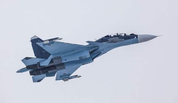 Белоруссия в 2022 году получит вторую партию истребителей Су-30СМ