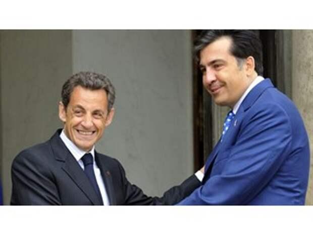 Грузинская война Саакашвили в мемуарах Саркози