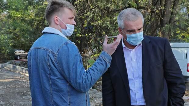 Аксёнов рассказал, кто является союзником системы здравоохранения