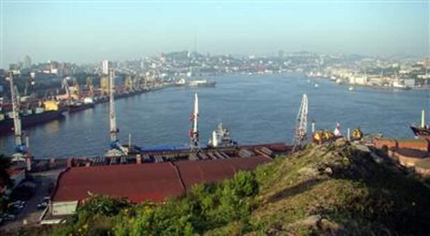 FESCO отправила первые контейнеры с зерном из Хабаровска в Китай