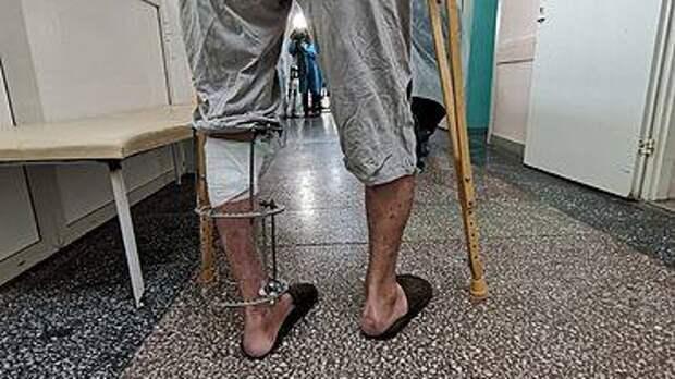 """Одна ошибка – полгода в больнице. Как на Алтае """"собирают по частям"""" людей после ДТП"""
