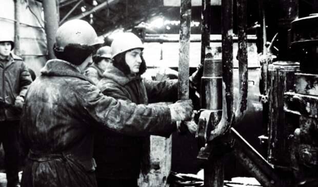 Исторический клуб «Нефтегазовая промышленность времен Великой Отечественной войны»