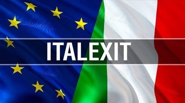 Владимир Карасёв: Станет ли Рим забойщиком распада Европы