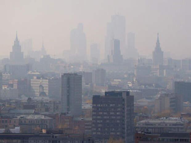 На заметку зеленым: в России более 60% «грязных» автомобилей