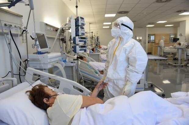 В России число заболевших коронавирусом за сутки возросло на 20 174