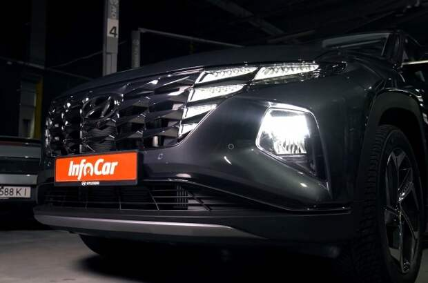 Hyundai Tucson: порадует ли чем-то кроме дизайна?. Hyundai Tucson