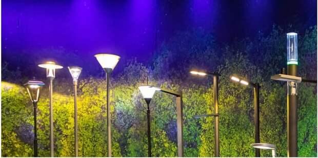 Более 25 тысяч опор освещения установят в столице до конца года