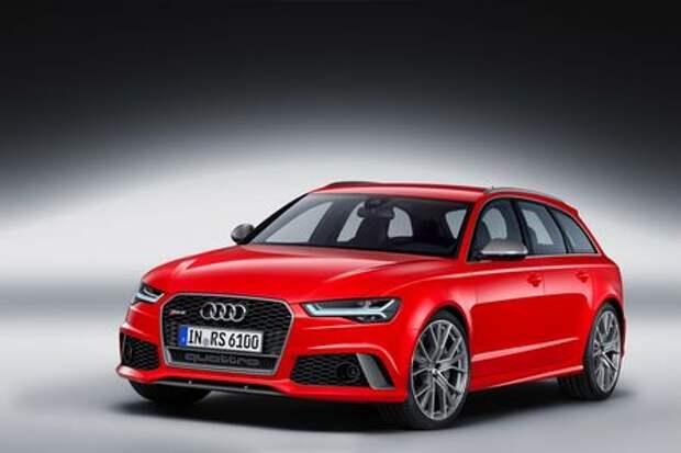 В погоне за Мерседесом: заряженных Audi RS будет вдвое больше