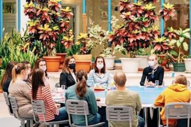 Приглашение за круглый стол. Обсуждение вопросов питания в детском саду