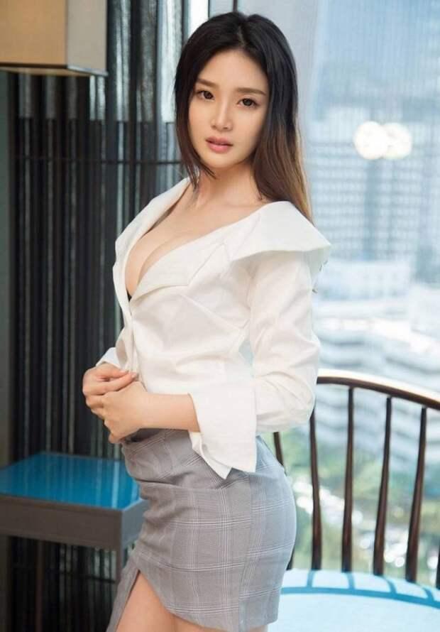 Девушки из стран Азии
