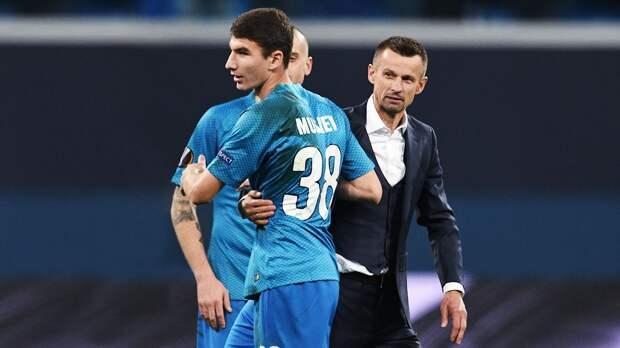«Решение Мусаева уйти в «Рубин» правильное. Воспитаннику «Зенита», каким бы талантливым он ни был, пробиться в основу  «сине-бело-голубых» практически невозможно», - агент