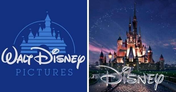 8. Walt Disney Pictures