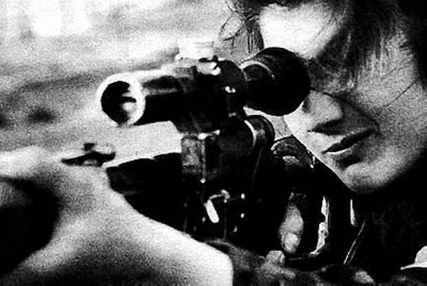 Женщины-снайперы «Белые колготки»: правда или миф