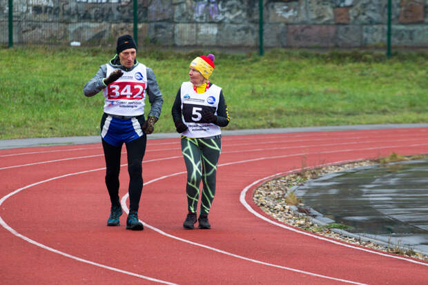 Этой женщине 86, и она самая пожилая бегунья в России