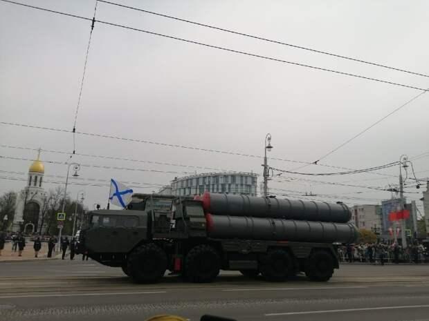 Как прошел Парад Победы в Калининграде