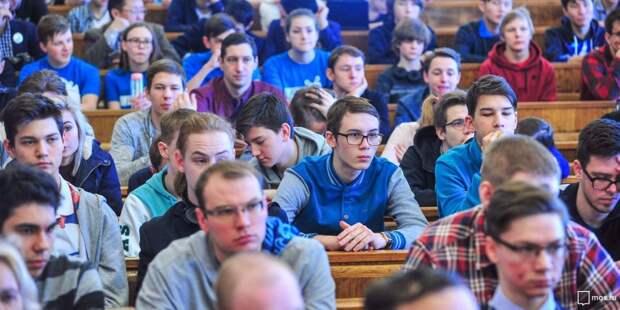 В МАИ поделятся со школьниками секретами поступления на бюджет