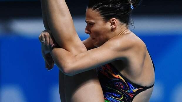 Россияне за один день завоевали три золотых медали по прыжкам в воду на ЧЕ