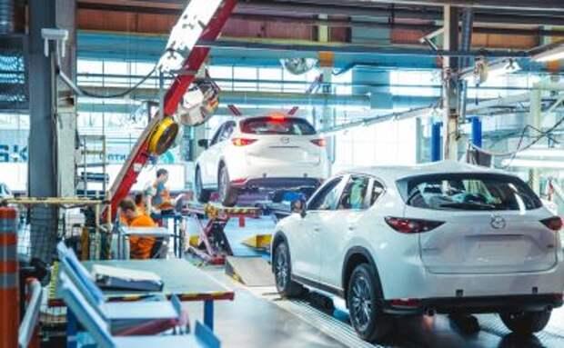 Sollers планирует начать во Владивостоке сборку электромобилей - Мантуров