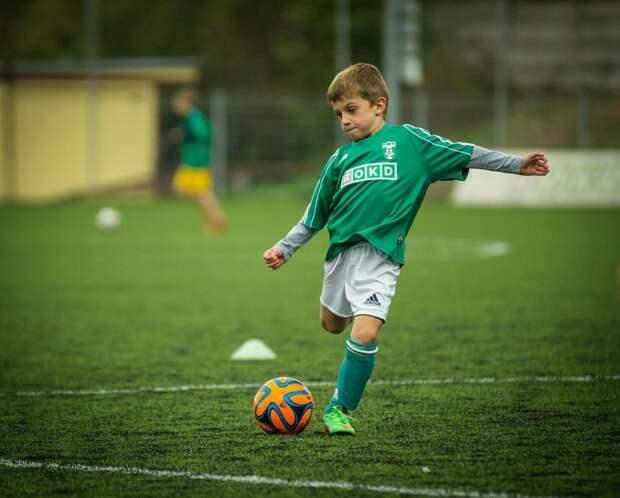 В Молжаниновском открывается бесплатная секция по футболу